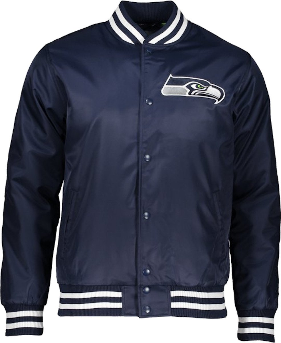 Jacheta New Era nfl seattle seahawks bomber