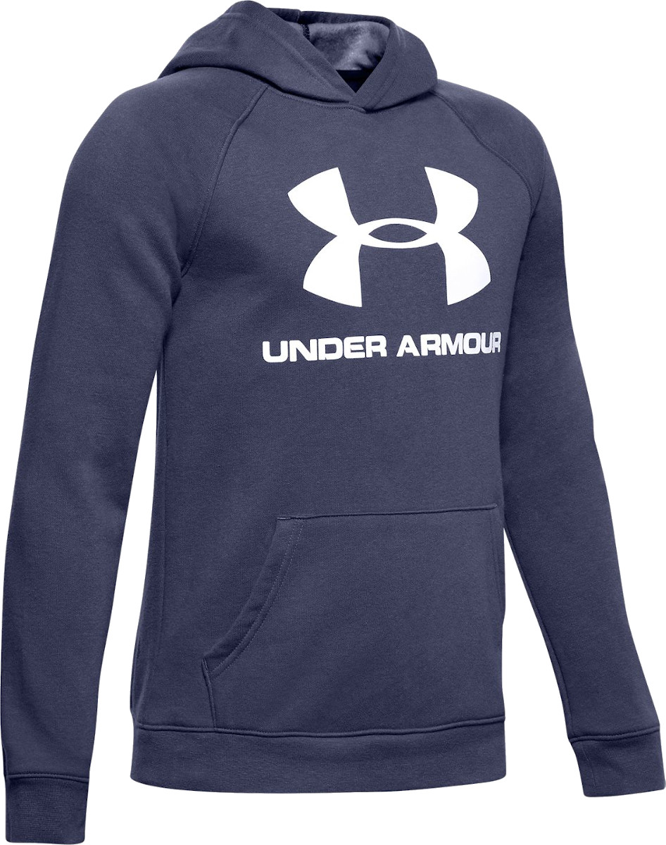 Hanorac cu gluga Under Armour Rival Logo Hoodie
