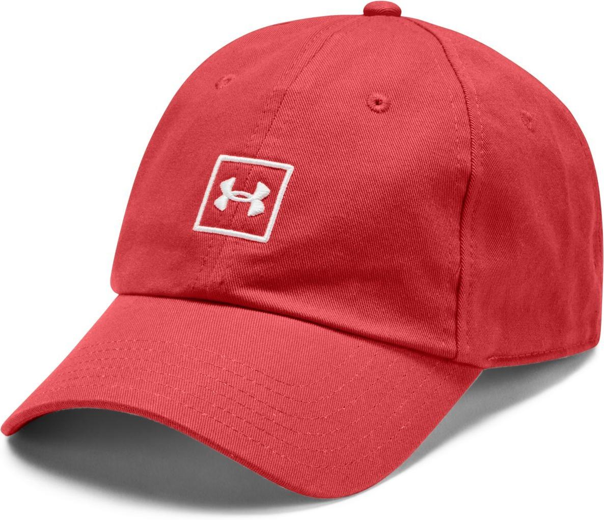 Sapca Under Armour washed cotton cap