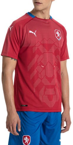 Bluza Puma CZECH REPUBLIC Home Replica